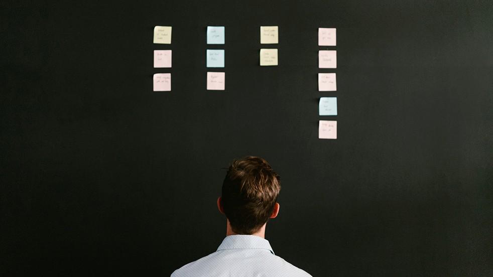 looking at tasks